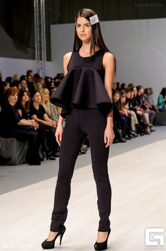 Neoprene top and pants by Coo Culte