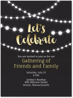 Invitations, Free eCards and Party Planning Ideas from Evite Christmas Party Invitation Template, Dinner Invitation Template, Retirement Party Invitations, Wedding Party Invites, Dinner Invitations, Invitation Card Design, Invitation Wording, Invitation Ideas, Birthday Invitations
