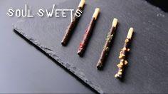 チョコレート・グリッシーニ(Grissini al cioccolato) | SOUL SWEETS