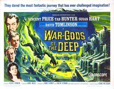 War-Gods of the Deep (aka The City Under the Sea) (1965, UK)