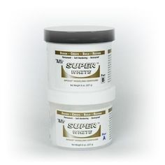 Super White Apoxie - Aves: Maker of Fine Clays and Maches, Apoxie Sculpt, Epoxy Putty and Epoxy Putty, Color Kit, Super White, Custom Dolls, Sculpting, The Cure, Clay, Ceramics, This Or That Questions