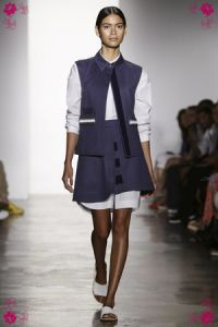 Ostwald Hegalson Ready to Wear Spring Summer 2015 Collection in New York