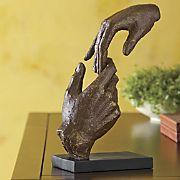 hands figurine