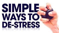 5 Easy, Proven Ways to De-Stress - Steven and Chris