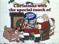 Boots Christmas Ad