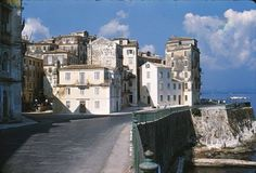 Corfu Greece, Mansions, House Styles, Home, Manor Houses, Villas, Ad Home, Mansion, Homes