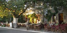 Filoti village,Naxos Island,Cyclades