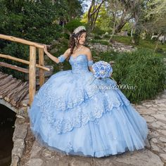 Fair minded understudied quinceanera decorations diy see more champion combined quinceanera dresses a fantastic read Cinderella Quinceanera Themes, Mexican Quinceanera Dresses, Quinceanera Decorations, Mexican Dresses, Light Blue Quinceanera Dresses, Xv Dresses, Quince Dresses, Chiffon Dresses, Fall Dresses