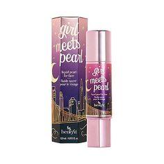 Benefit Girl meets pearl - liquid face highlighter | Debenhams