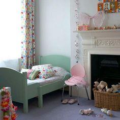 Decoração do quarto de menina