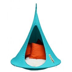 Cacoon BONSAI Hanging Nest for KidsGet Creative With Indoor Hanging Chairs   Urban Casa   Indoor  . Kids Hanging Chair For Bedroom. Home Design Ideas