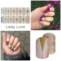 Blossoming Love Professional Sale Jamberry Nail Wraps hard To Find Half Sheet Retired