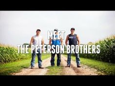 """Peterson Farm Bros Show: Episode 1 - """"Meet the Peterson Brothers"""" - YouTube"""