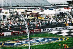 Richmond 2002 Chevrolet Monte Carlo, Nascar, Racing, Running, Auto Racing