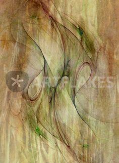 """""""FlameNature"""" Digital Art als Poster und Kunstdruck von claudiag bestellen. - ARTFLAKES.COM"""