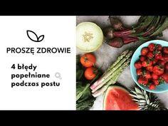 4 błędy popełniane podczas diety! - YouTube Vegetables, Health, Recipes, Youtube, Food, Diet, Health Care, Recipies, Essen