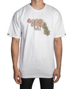 Crooks & Castles - Cheater Pistol T-Shirt - $32