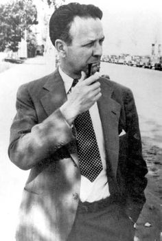Raymond Chandler (co-screenwriter on Double Indemnity, The Blue Dahlia, Strangers on a Train, etc.)
