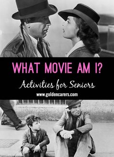 Movie Am I? What Movie Am I? How many movie titles can you guess from the descriptions provided?What Movie Am I? How many movie titles can you guess from the descriptions provided?