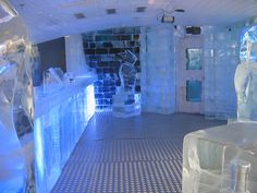 Ice Bar Stockholm, worth a trip to experience it