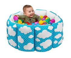 Soft & Safe Cozy Ball Pit at Lakeshore Learning Best Christmas Toys, Baby Christmas Gifts, Christmas 2019, Christmas Presents, Holiday Gifts, One Year Gift, Baby Girl Toys, Baby Baby, Gifted Kids