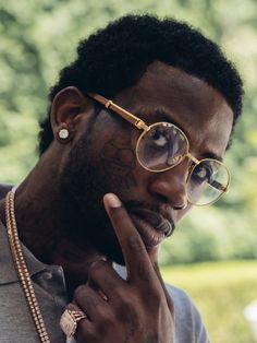 Gucci Mane For 'Fader' Magazine - Talking With Tami