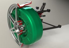In Wheel Motor by Protean