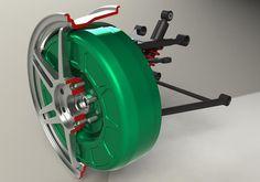 In Wheel Motor by Protean