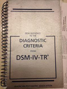 DSM-IV-TR Pocket Reference