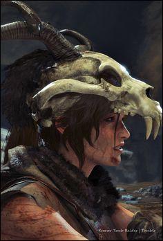 Lara Croft Rise of the Tomb Raider: Baba Yaga