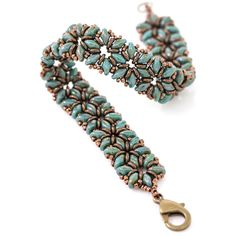Petite Fleur Bracelet | Fusion Beads Inspiration Gallery