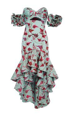 M'o Exclusive Clarissa Dress by JOHANNA ORTIZ for Preorder on Moda Operandi