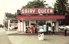 Dairy Queen - Bloomfield & Mt. Prospect Ave - Newark, NJ. Old stomping ground & first job. :-)