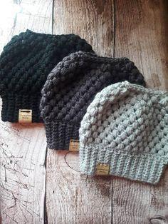 8c18e7e2 Messy bun beanie, Crochet messy bun beanie, Top Knot Beanie, Bun Hat,  Crochet Bun Hat, Ponytail Beanie, Ponytail Hat, Messy Bun Hat