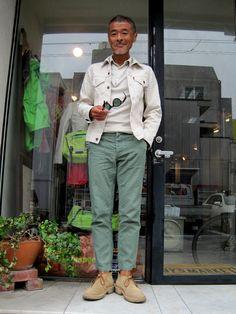 アイビーど真ん中って雰囲気のスニーカー の画像|boysmarketのブログ