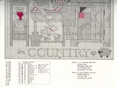 Cluttered Country 03