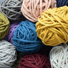 Sleek sellouts! 🤓. Order chunky felted wool yarn, felted wool, wool yarn, chunky yarn, basket yarn, felted yarn, wool cord, merino wool yarn, felted merino, felted at $34.00 #MainSqueezeYarn #WeavingPack #RoundWeaving #FeltedYarnProjects #CrochetBasketDiy #CoreSpunYarn #DiyBasket #ToughLoveYarn #FeltedBasket #WeavingYarn Wool Yarn, Merino Wool Blanket, Wool Felt, Macrame Supplies, Macrame Projects, Felted Wool Crafts, Felt Crafts, Felt Ball Rug, Bone Crafts