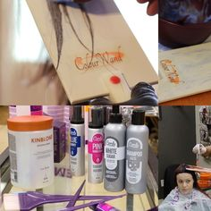 Hair color with ColourWand tools http://colourwand.net/Balayage-Paddles-colourwand.html