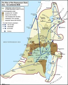 History of Judaism During the Intertestamental Period. The Jewish Revolt. Ancient Egypt, Ancient History, 1 Century, Semitic Languages, Indian Language, Alternate History, Early Christian, Historical Maps, Prehistory