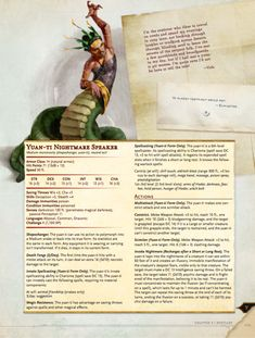 An Early Look At D&D's Newest Monster Bible