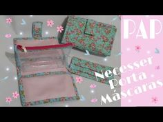 Clear Bags, Couture, Diy And Crafts, Sewing Projects, Lunch Box, Felt, Make It Yourself, Makeup Holder, Gingham Quilt