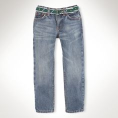 Boy's T Shirts, Shirts, Polos, Pants and Jackets Sizes 2-7 from Ralph Lauren