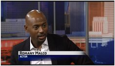 Romany Malco stopped by ABC-13 Thursday to chat with Don Nelson...