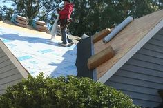 Installation of Ice and Water Shield leak barrier in all valleys and around all penetrations.