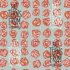 Miira Zukale: Woodcut – Woodrose #patternsfromagency #patternsfromfinland #pattern #patterndesign #surfacedesign #printdesign #miirazukale