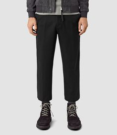 Men's Pico Trouser (Black) -