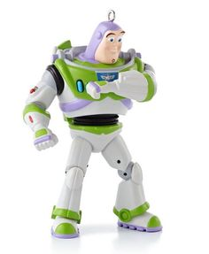 2013 Buzz Is On A Mission Toy StoryHallmark MAGIC Ornament Ships JULY 15