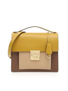 0d5dabd24222 SALVATORE FERRAGAMO Marisol Bag.  salvatoreferragamo  bags  shoulder bags   hand bags  leather  lining