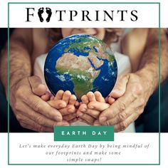 You cannot get through a single day without having an impact on the world around you. By changing your daily habits and making simple changes, you will create positive impacts not only for our generation, but future generations. 🌍 Save 15% on everything in store and online. Refills included. Use Code: EARTHDAY15 April 22-25 Eco Store, April 22, Earth Day, Singles Day, Footprint, Coding, Future, Create, Simple