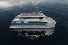 Incat Crowther and Marine Engineering Consultants (MEC) have announced that they are to collaborate on the construction of a 24m long-range Catamaran Patrol Vessel that will be used to protect the Great Barrier Reef World Heritage Area.